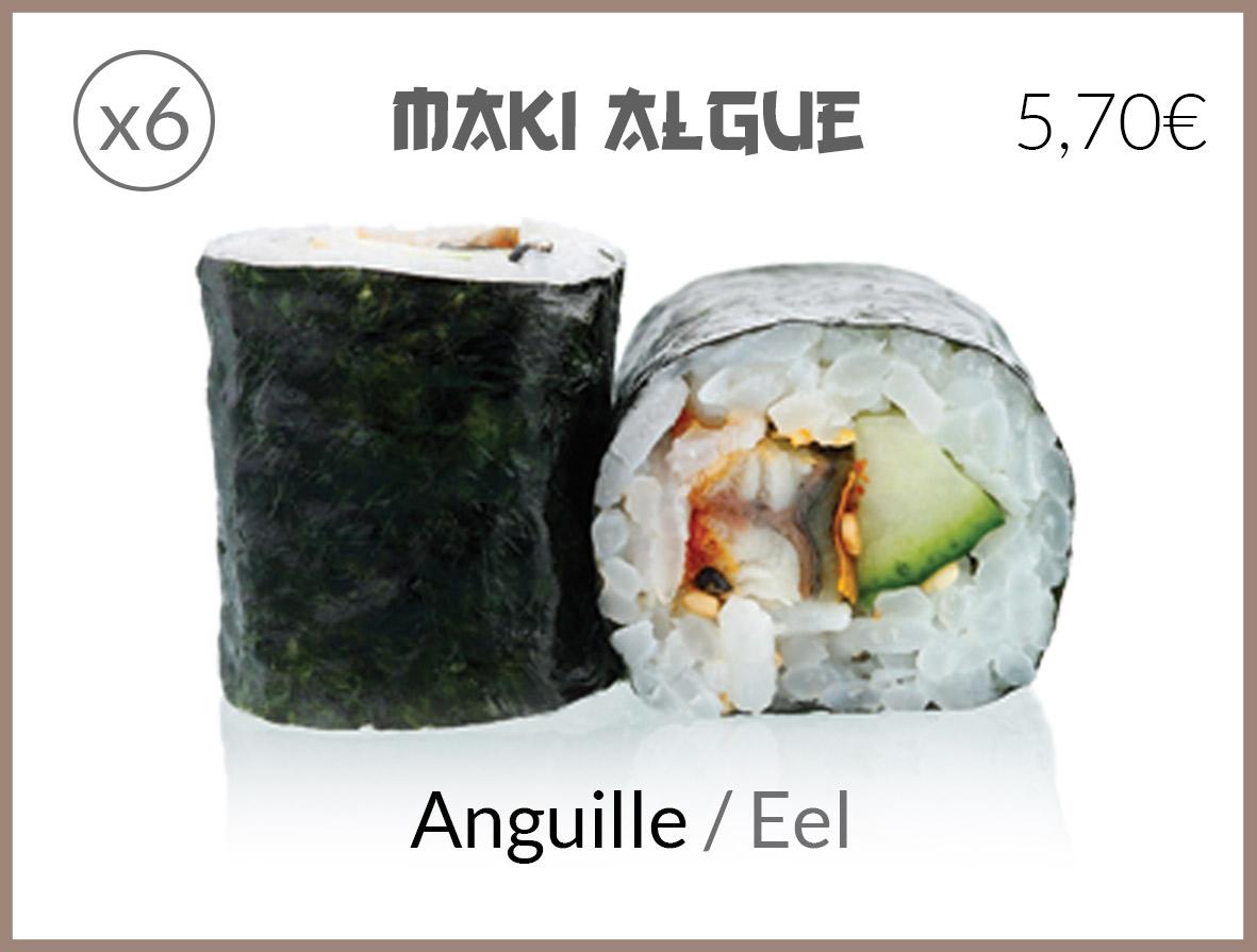 algue anguille