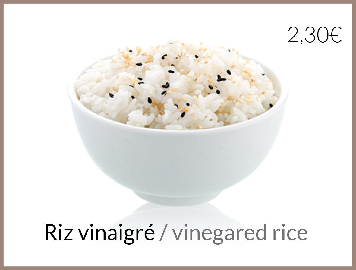 salade riz vinaigre